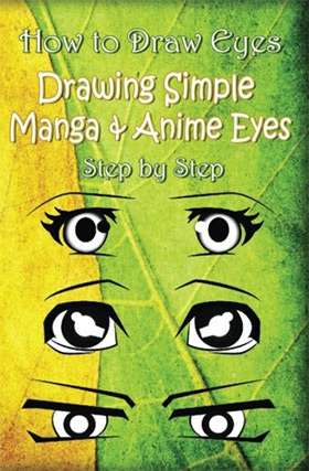 draw simple manga eyes