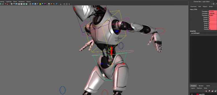 Best 3D Rigging Books For Animation
