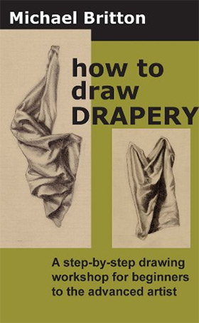 how to draw drapery