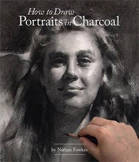 howto draw charcoal portraits