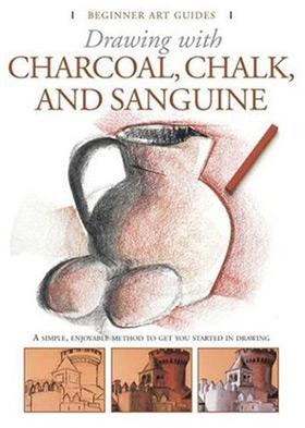 drawing charcoal chalk sanguine