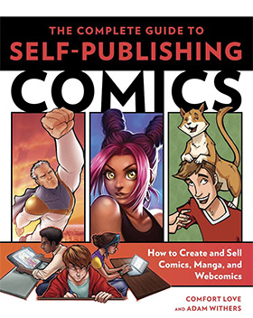 complete guide self publishing comics