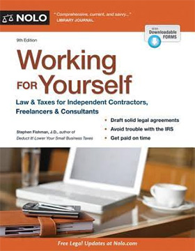 working for yourself