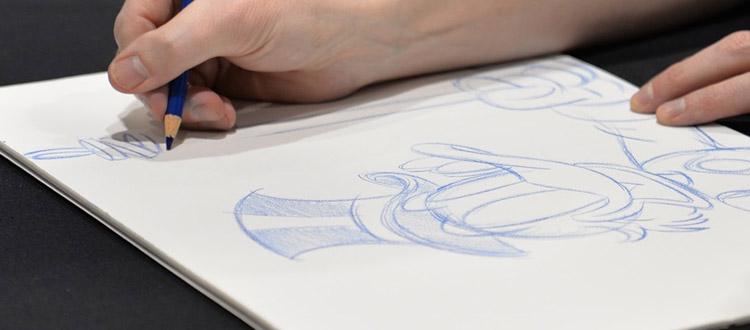 disney cartooning