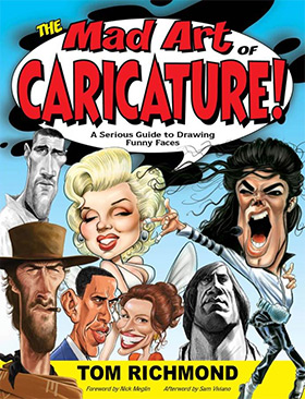 mad art of caricature