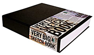 hardcover alt sketchbook