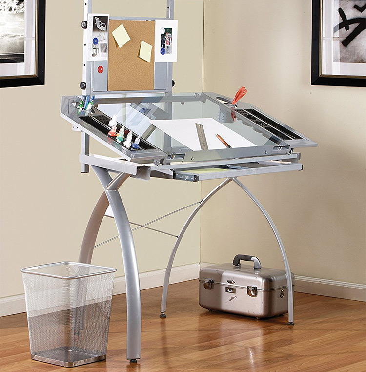 Home Office And Studio Designs: Best Art Desks & Drafting Tables For Artists