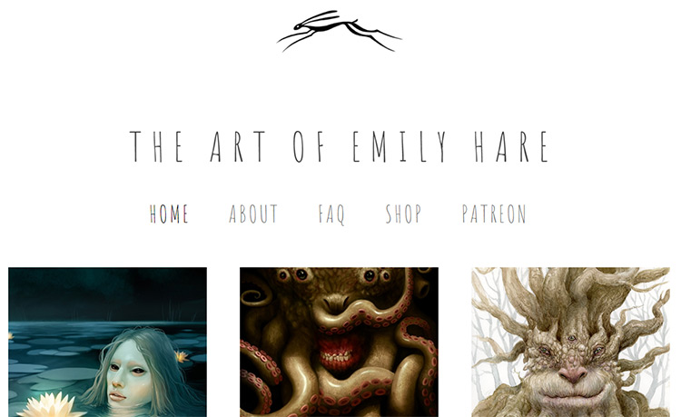 emily hare site