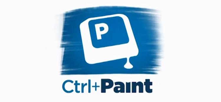 CTRL Paint logo