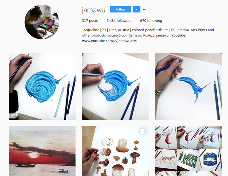 25 Colored Pencil Artists Worth A Follow On Instagram