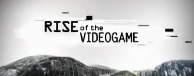 Discovery Rise of the Video Game Documentary