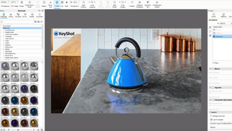 Best KeyShot Tutorials For Absolute Beginners (Free + Premium)
