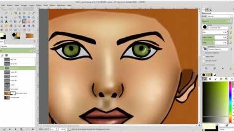 Digital Painting Tutorial For Beginners