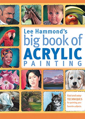 Lee Hammond Acrylic Book
