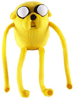 Jake The Dog Plushie