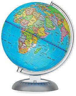 Lightup Desk Globe