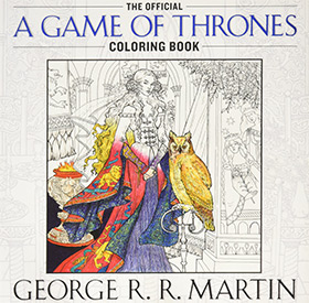 Game Of Thrones Coloring BookOfficial