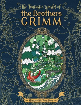 Brothers Grimm Coloring Book
