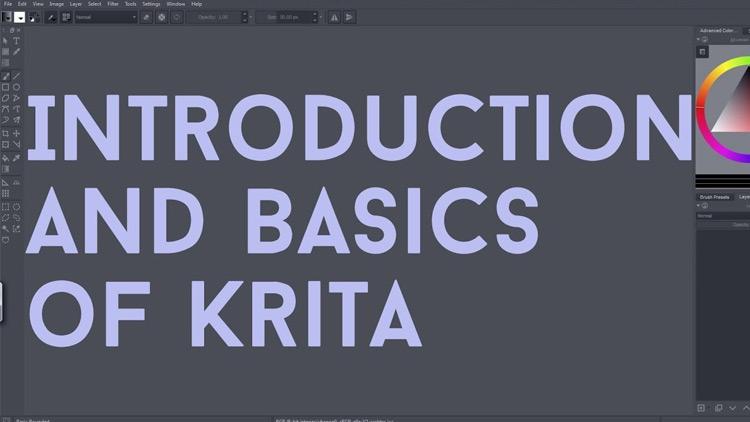 Free Krita Tutorials: The Ultimate List For Digital Artists