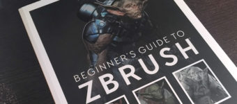 Beginners Guide to ZBrush book