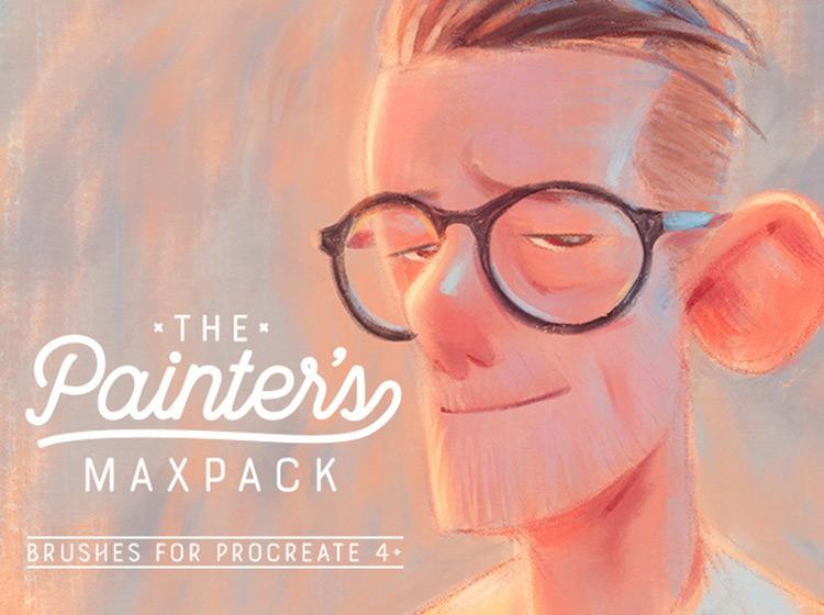 painters maxpack procreate