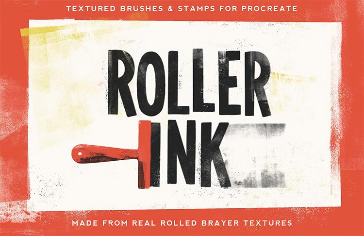 Rollerink brushes