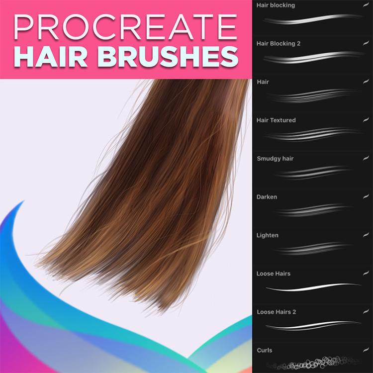 Flo Hair brushpack