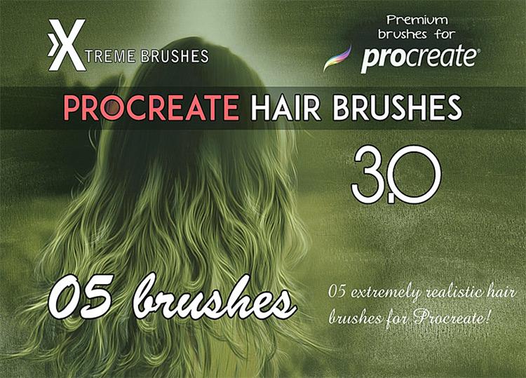 Hair brushset 3.0