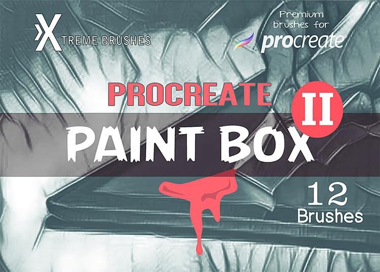 PaintBox 2 Brush Set
