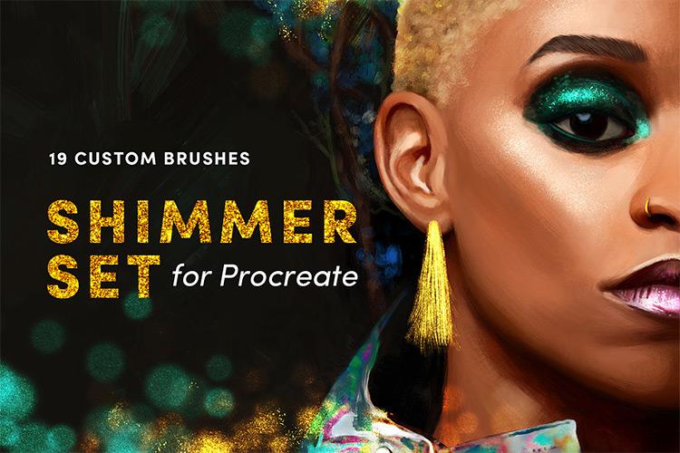 Shimmer Brushes Pack