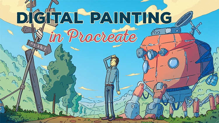 Free Procreate Tutorials For Artists: The Complete Collection