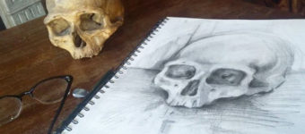 50+ Skull Drawings & Sketches For Art Inspiration