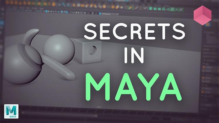Best Maya Tutorials On 3D Modeling & Animation (Free + Premium)