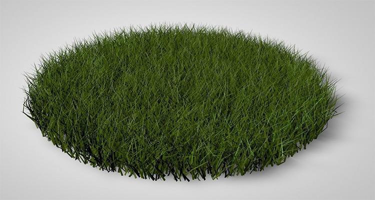 Grass patterns models