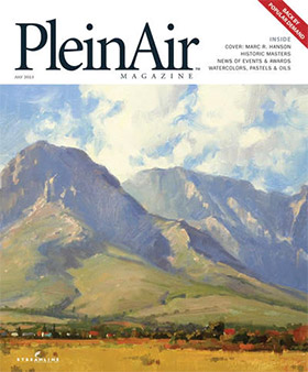 PleinAir Painting Magazine