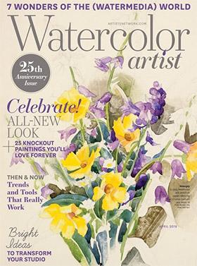 Watercolor Arist Cover