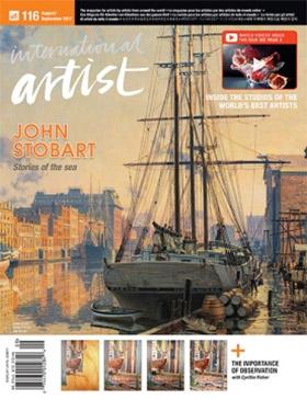 International Artists mag