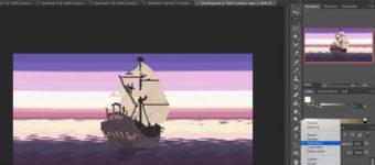 Nathanael Weiss pixel artwork