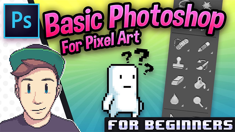 How To Make Pixel Art: 40+ Free Video Tutorials For Beginners