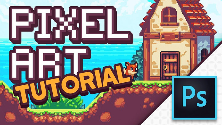 248e5472ee How To Make Pixel Art: 40+ Free Video Tutorials For Beginners