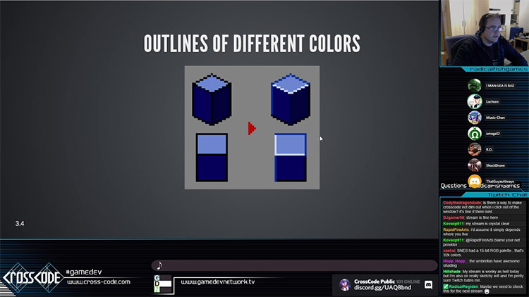 Colored Text Discord