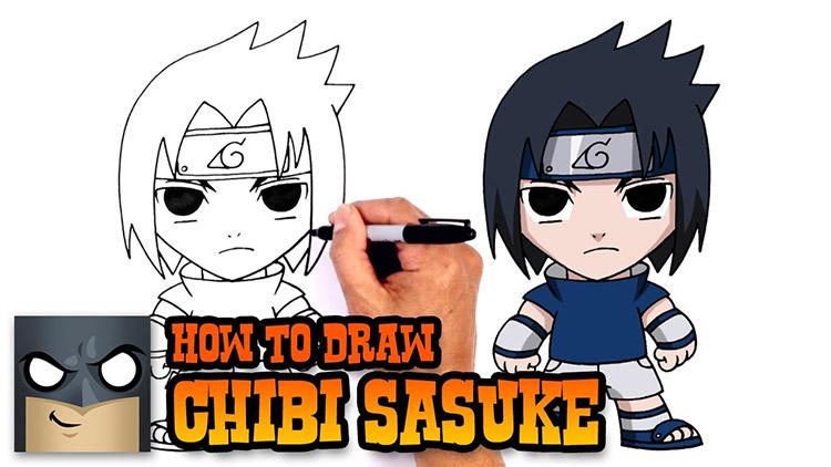 50 Free Chibi Art Drawing Tutorials For All Skill Levels