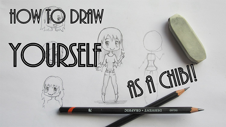 Draw Yourself As A Chibi Character