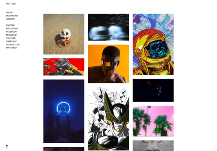 best free tumblr themes for artists