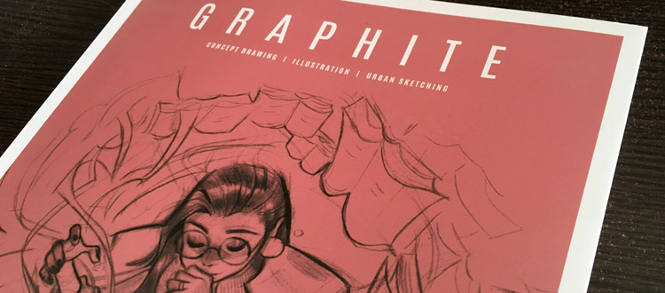 Graphite Magazine Issue 6 Cover