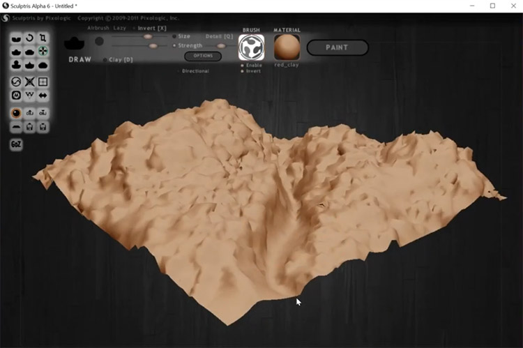 Sculptris demo