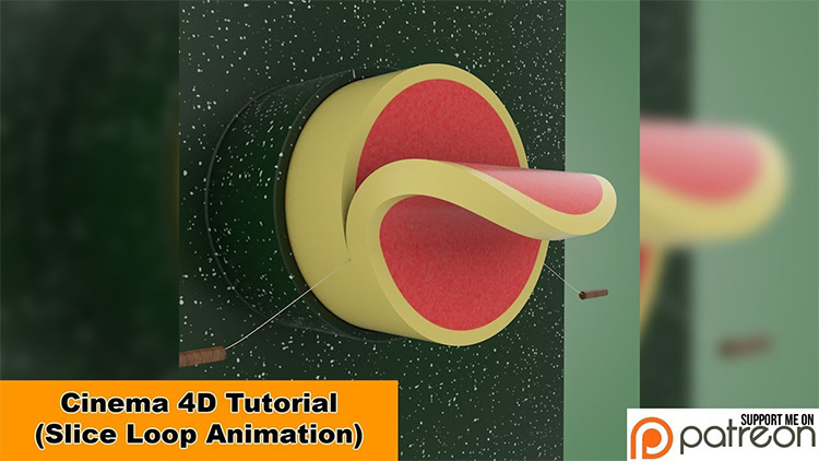 Create Background Loops Cinema 4D Tutorial HD Share the
