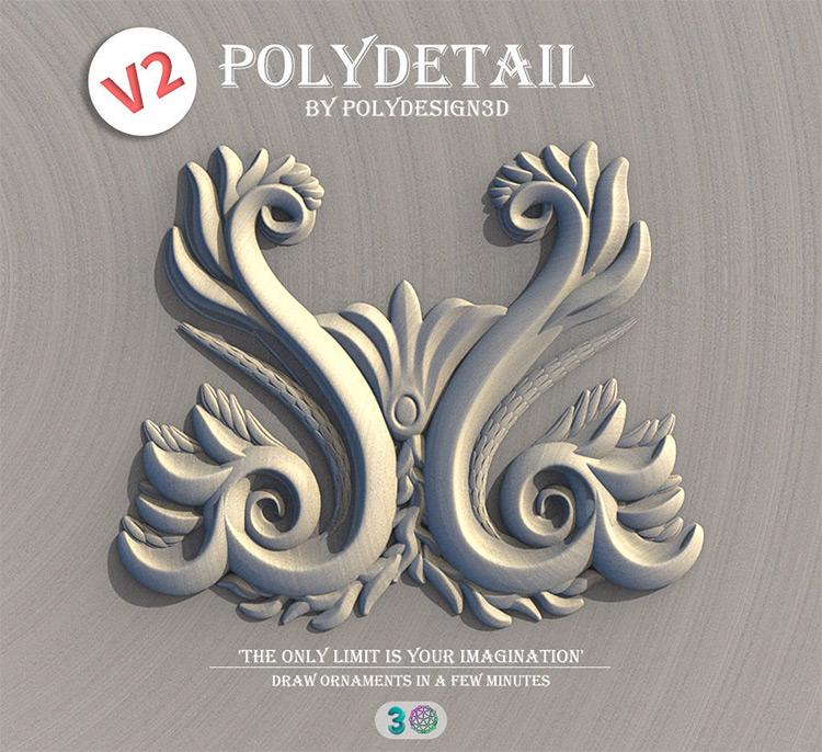 Polydetail2 plugin