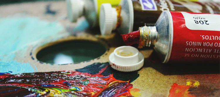 Oil Paints