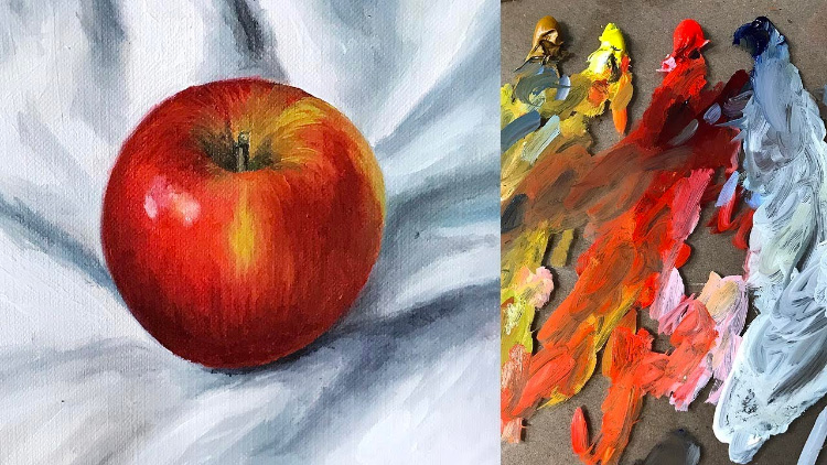 40 Free Oil Painting Video Tutorials For Beginners